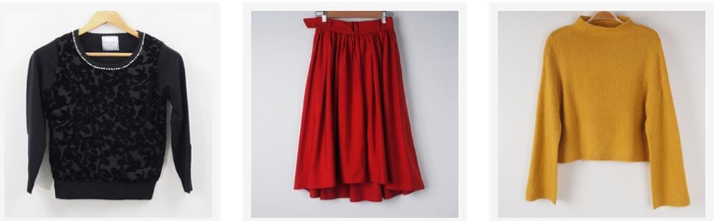 エアークローゼットってダサい?実際に届いた洋服