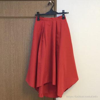 エディストクローゼットから届いたスカート